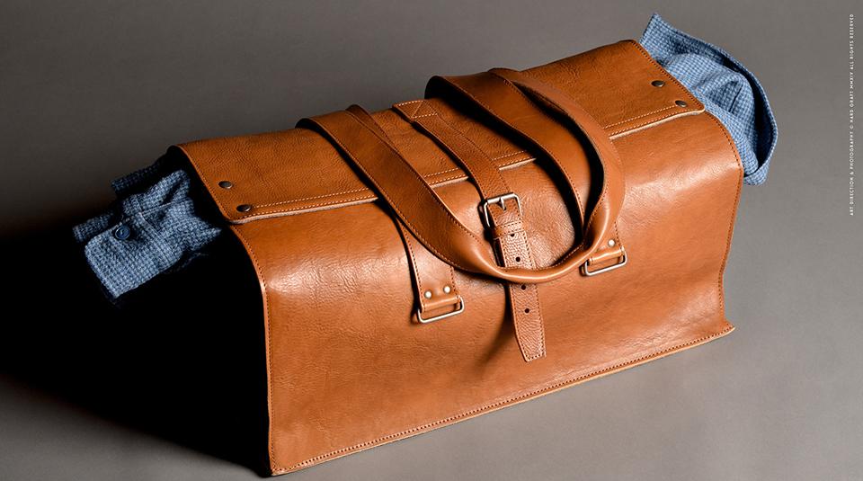 Hard Graft 1st Edition Travel Bag 12
