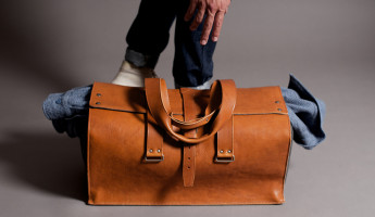 Hard Graft 1st Edition Travel Bag 3