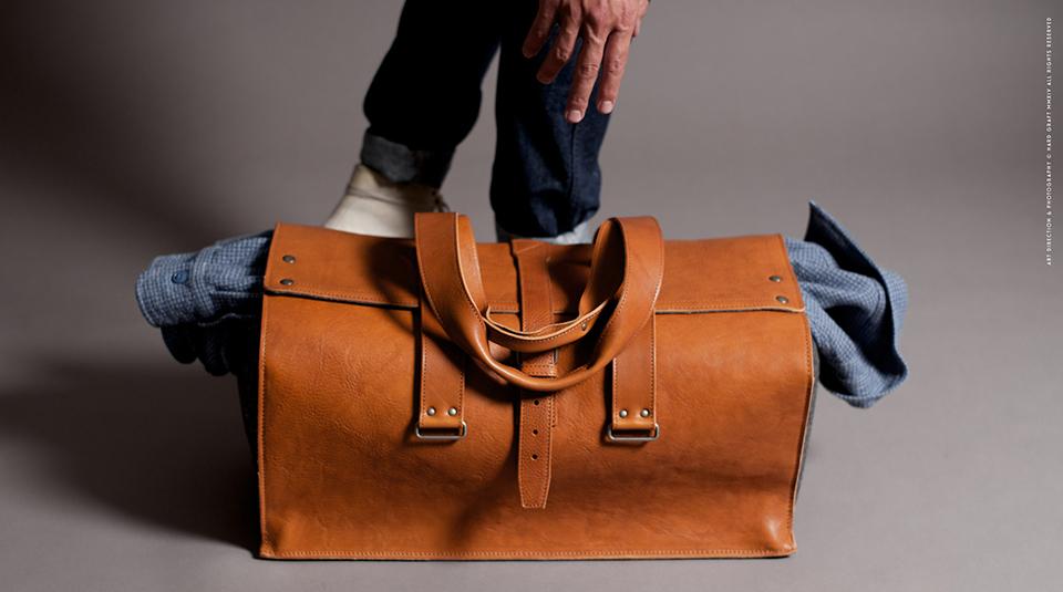 Hard Graft 1st Edition Travel Bag 3