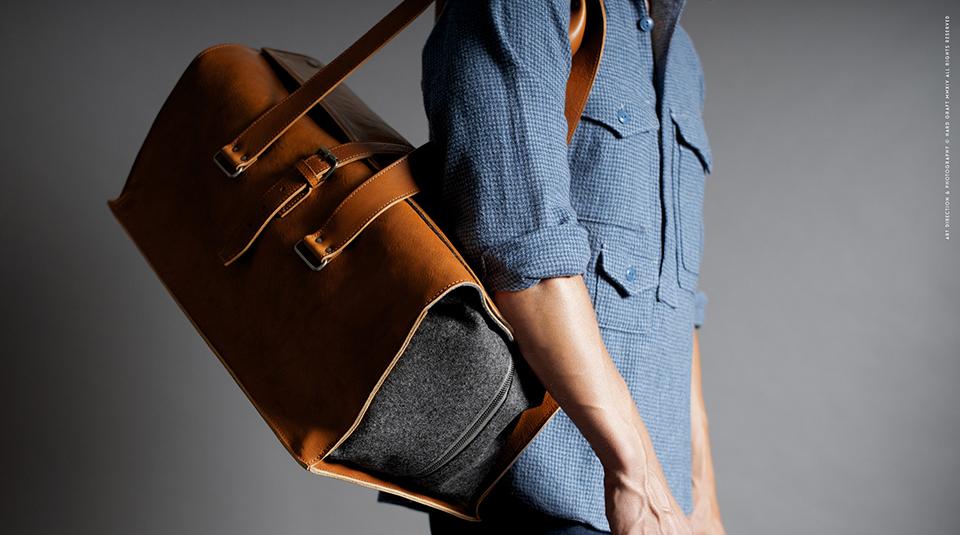 Hard Graft 1st Edition Travel Bag 5