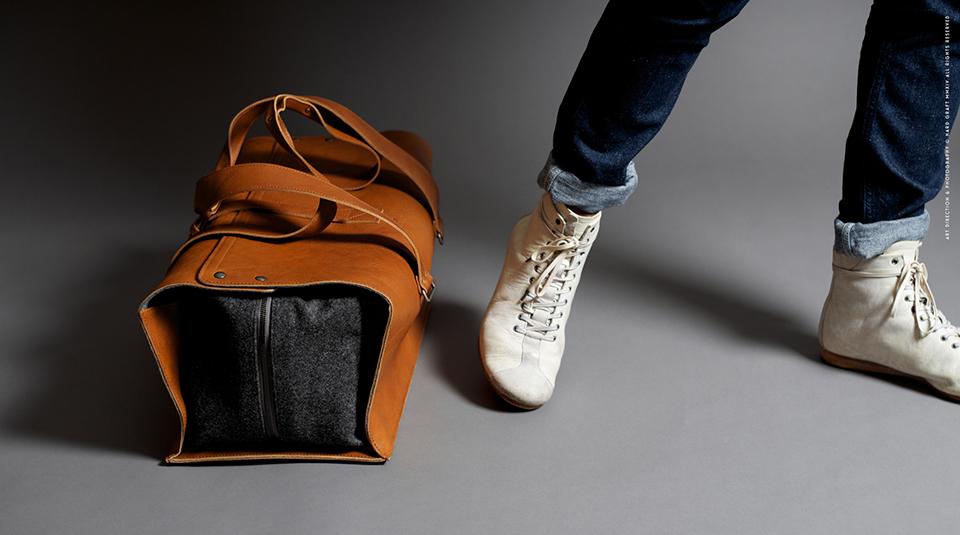 Hard Graft 1st Edition Travel Bag 7