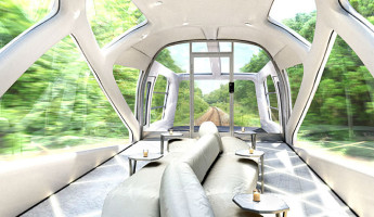 Luxury Cruise Trains coming to Japan 1