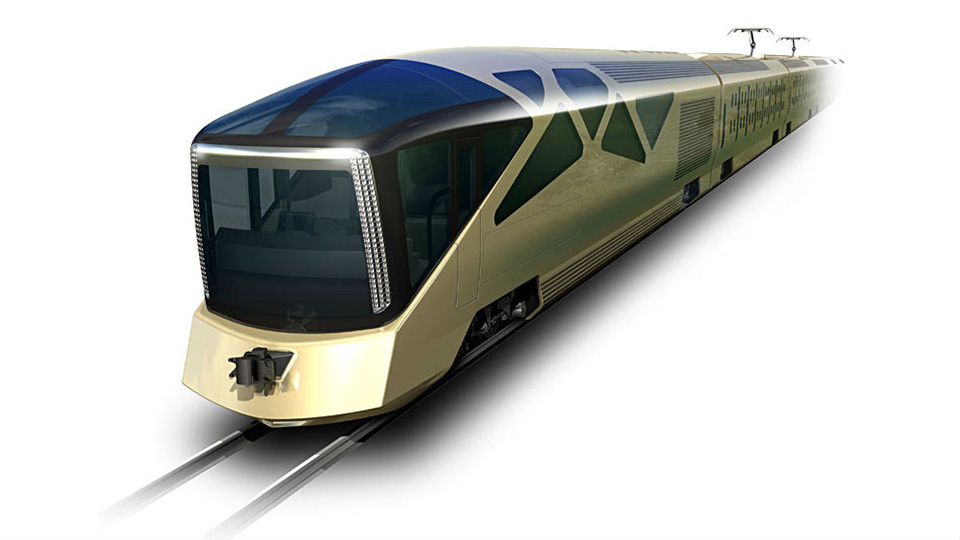 Luxury Cruise Trains coming to Japan 3
