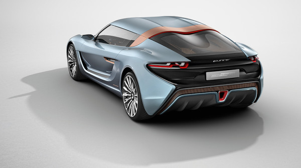 QUANT E Sportlimousine 7 600x335 QUANT E Sportlimousine is a Salt Water Powered Supercar