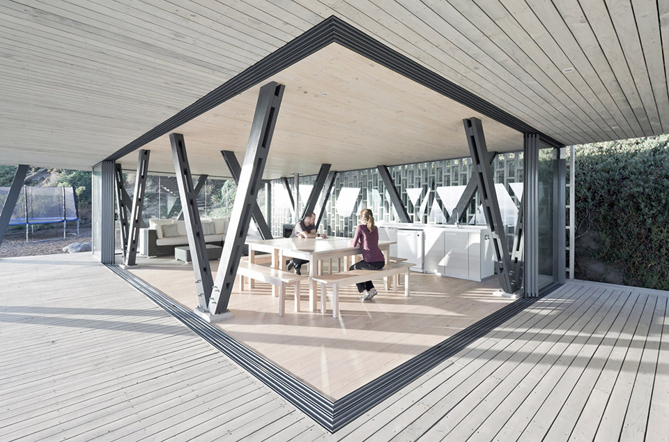 Rambla House by LAND Arquitectos 11