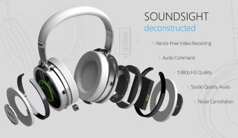 Soundsight AV Recorder Headphones 3