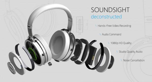 Soundsight AV Recorder Headphones 3 600x325 Soundsight Headphones Record Video and Audio Live