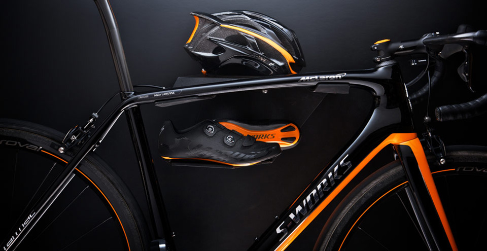 Specialized McLaren Tarmac Bicycle 2