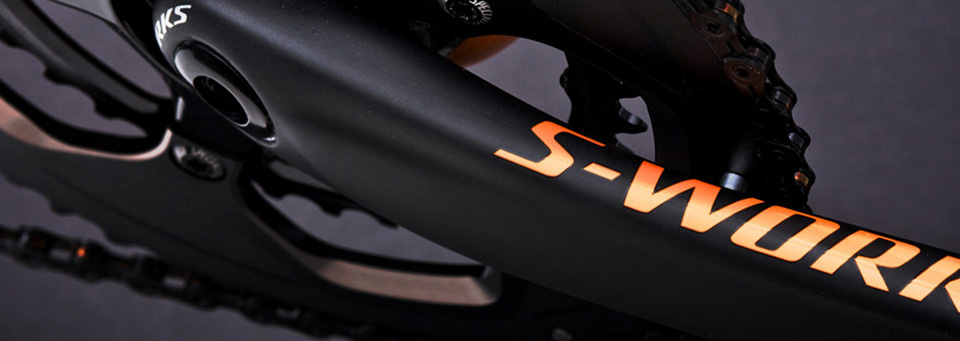 Specialized McLaren Tarmac Bicycle 5