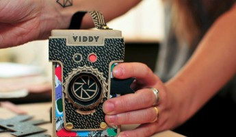 Viddy Pinhole Camera