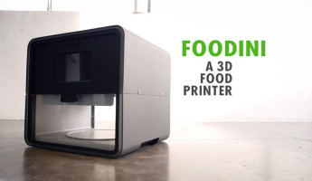 strange 3D printed objects - foodini 3D food printer main