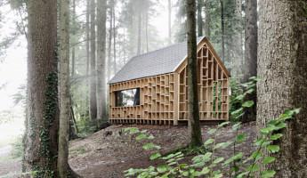 Forest Cabin by Bernd Riegger 1