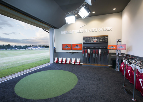nike archerfield performance center scotland 3 600x428 NIKE Opens Custom Fitting and Game Optimization Center in Scotland