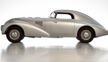 1938 Mercedes-Benz 540 K Streamliner 2