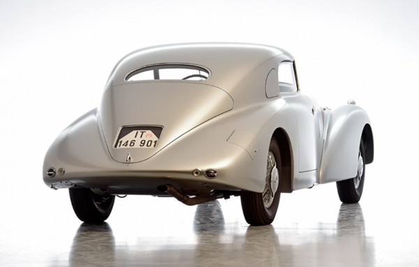 1938 Mercedes-Benz 540 K Streamliner 3