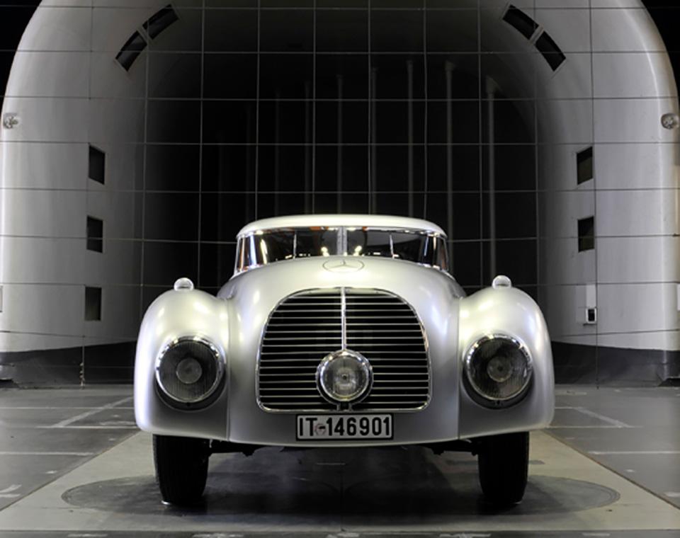 1938 Mercedes-Benz 540 K Streamliner 4