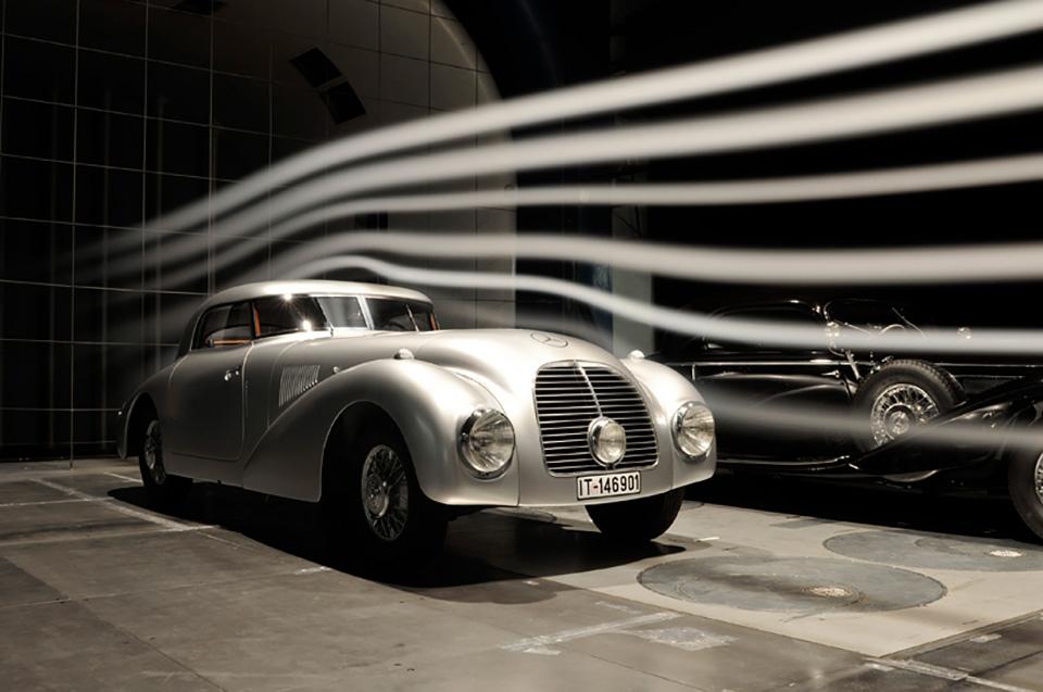1938 Mercedes-Benz 540 K Streamliner 5