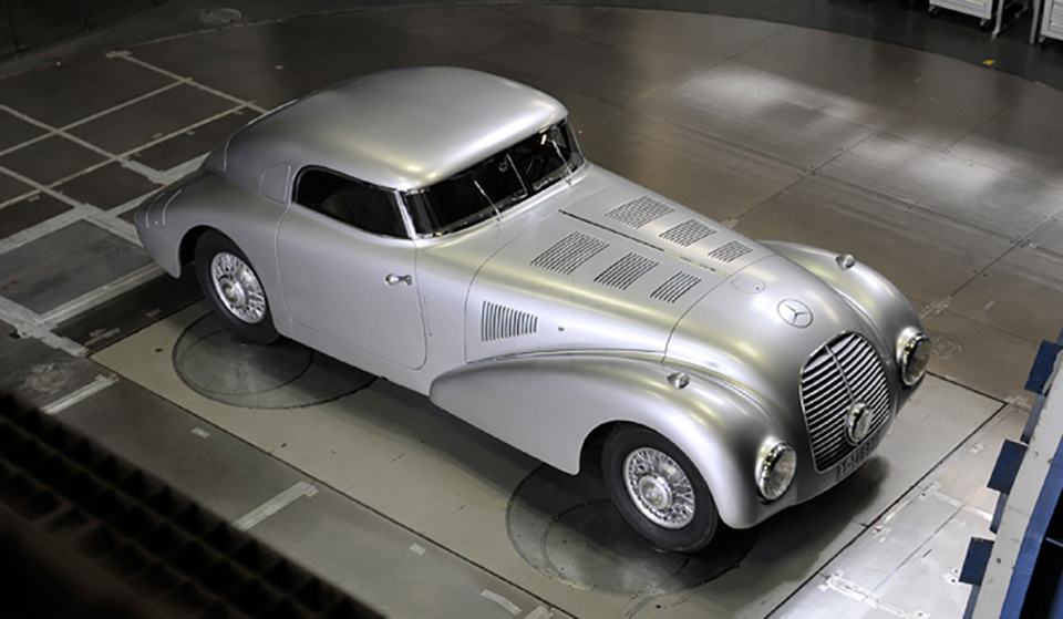 1938 Mercedes-Benz 540 K Streamliner 6