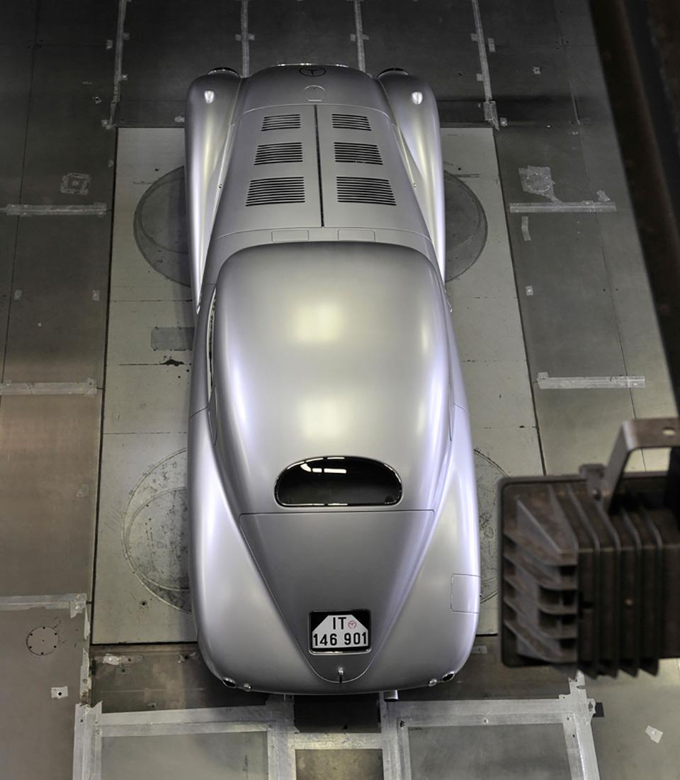 1938 Mercedes-Benz 540 K Streamliner 8
