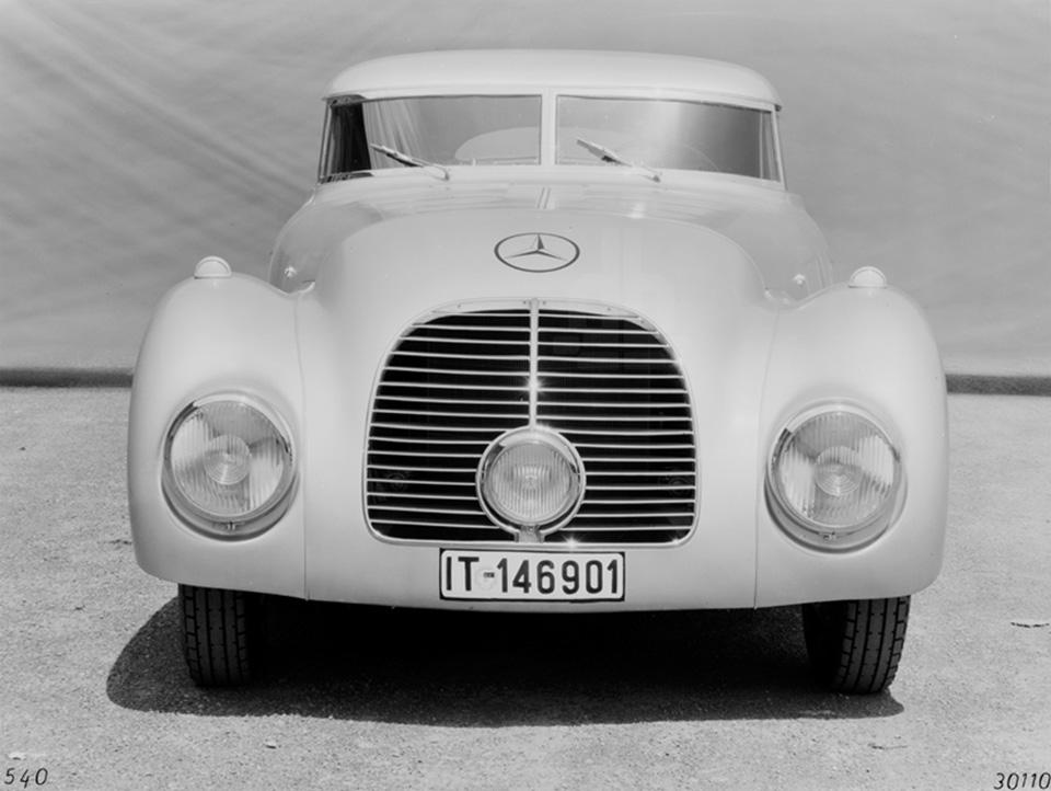 1938 Mercedes-Benz 540 K Streamliner 9