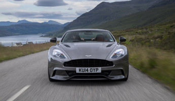 2015 Aston Martin Vanquish 2