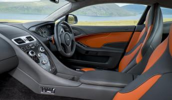 2015 Aston Martin Vanquish 5
