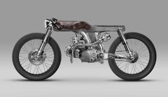 Bandit9 Bishop Motorcycle