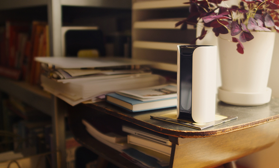 Canary Smart Home Security Device 1