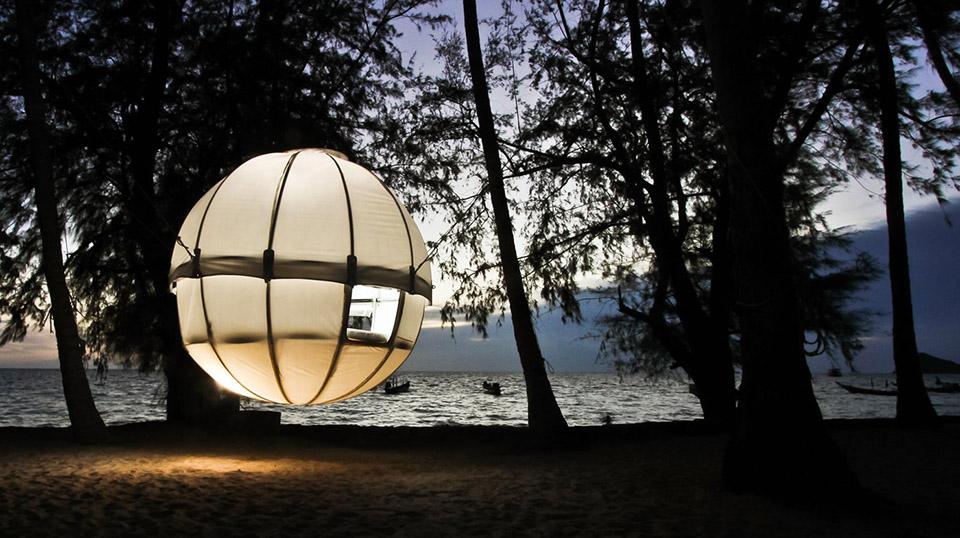 Cocoon Tree Tent 1