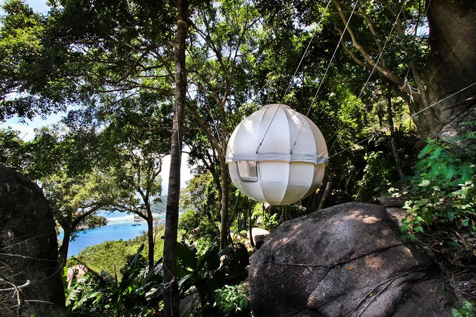 Cocoon Tree Tent 2