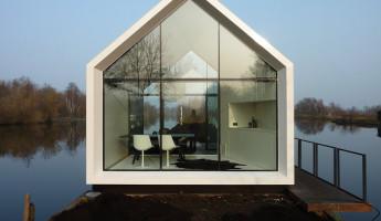 Contemporary Tiny House on an Island 6