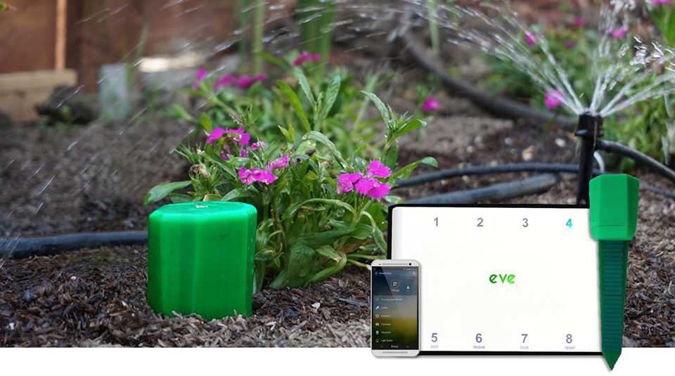 Eve Smart Garden Irrigation System 5