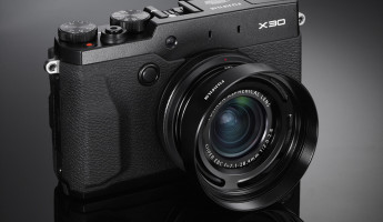 Fujifilm X30 Compact Digital Camera 1
