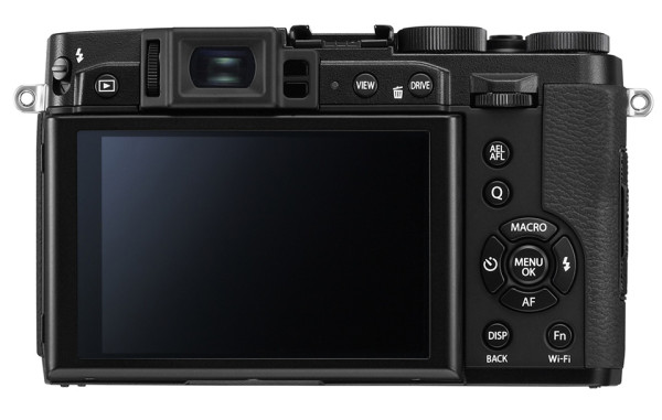 Fujifilm X30 Compact Digital Camera 7 600x381 Fujifilm X30 Compact Digital Camera is a Pros Sidearm