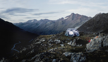 Best Tents 2015 and Beyond: Heimplanet Mavericks Inflatable Tent