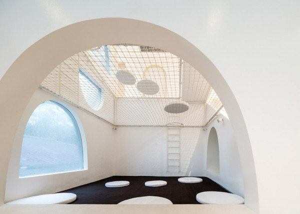 Giant Indoor Playhouse 4