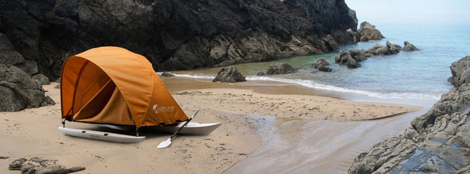 Best Tents 2015 and Beyond: Kahuna Outrigger Tent 1
