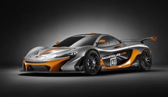 McLaren P1 GTR Design Concept 1