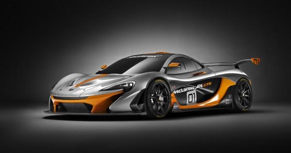 McLaren P1 GTR Design Concept 1 600x315 McLaren P1 GTR Design Concept is a Motorsport Moon Shot