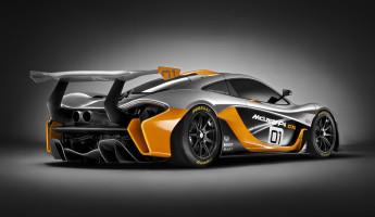 McLaren P1 GTR Design Concept 2