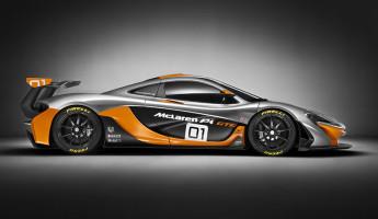 McLaren P1 GTR Design Concept 3