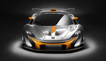 McLaren P1 GTR Design Concept 4