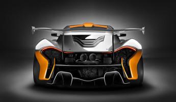 McLaren P1 GTR Design Concept 5