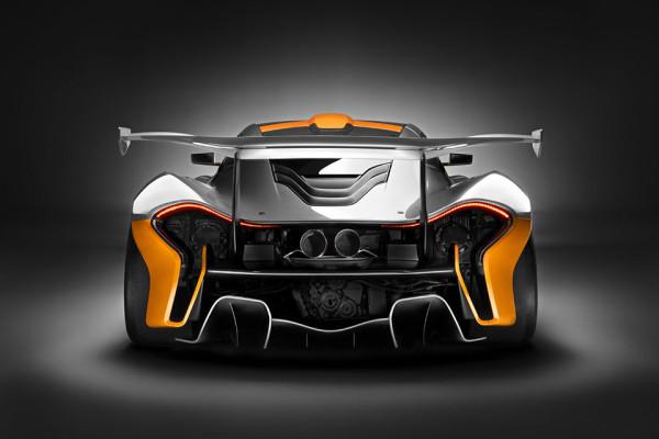 McLaren P1 GTR Design Concept 5 600x400 McLaren P1 GTR Design Concept is a Motorsport Moon Shot