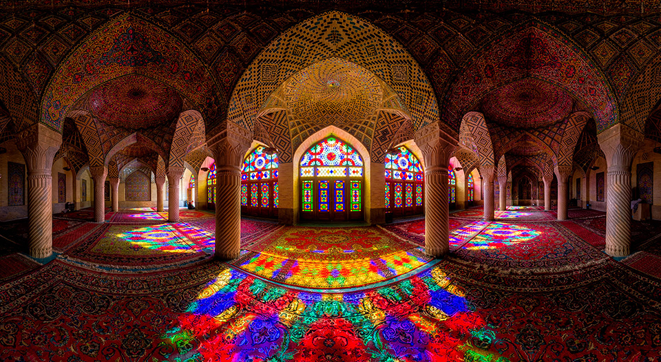 Mohammad Domiri Mosque Architectural Photography 1