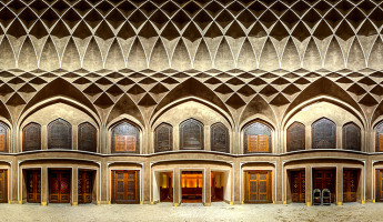 Mohammad Domiri Mosque Architectural Photography