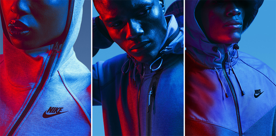 Nike Advanced Tech Fleece Collection 2014 hero