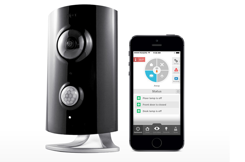 Piper Smart Home Security Monitor 3