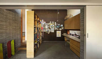 Plywood House II by Andrew Burges Architects 3
