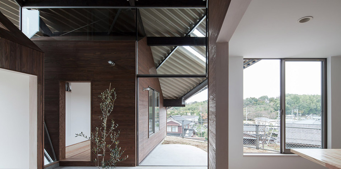 Rain Shelter House by Y+M Japan 5